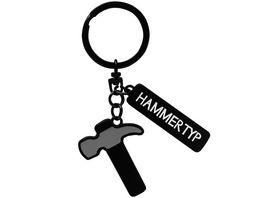 GRUSS CO Schluesselanhaenger Hammertyp