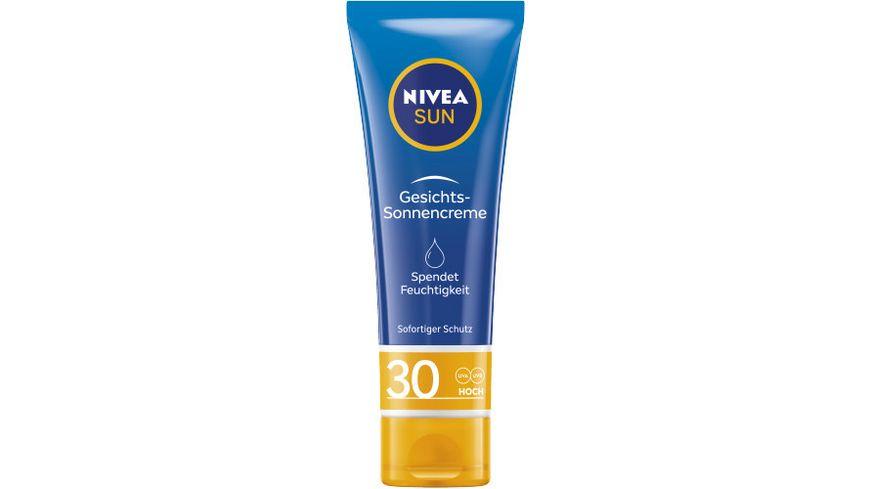 NIVEA Gesichts Sonnencreme