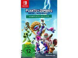 Plants vs Zombies 3 Battle for Neighborville