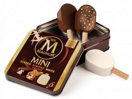 Erzi Kinder Kaufladenartikel Eis Magnum Minis in der Dose