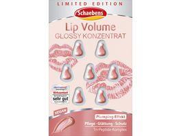 Schaebens Lip Volume Glossy Konzentrat