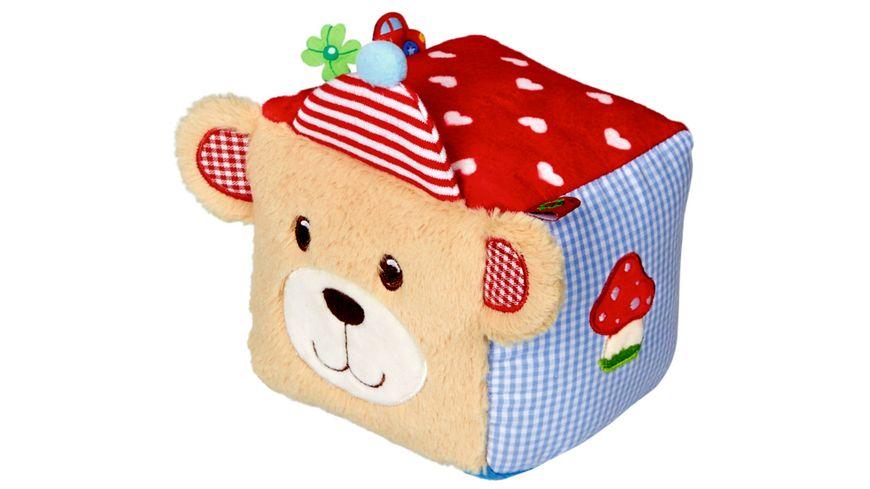 Die Spiegelburg - Spielwürfel Teddy BabyGlück