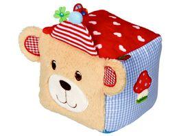 Die Spiegelburg Spielwuerfel Teddy BabyGlueck