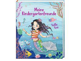 Die Spiegelburg Freundebuch Nella Nixe Meine Kindergartenfreunde