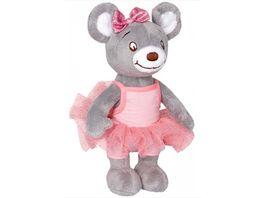 Die Spiegelburg Plueschfigur Maus Clara Prinzessin Lillifee