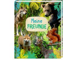 Die Spiegelburg Freundebuch Meine Freunde Nature Zoom