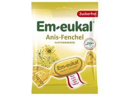Em eukal Anis Fenchel