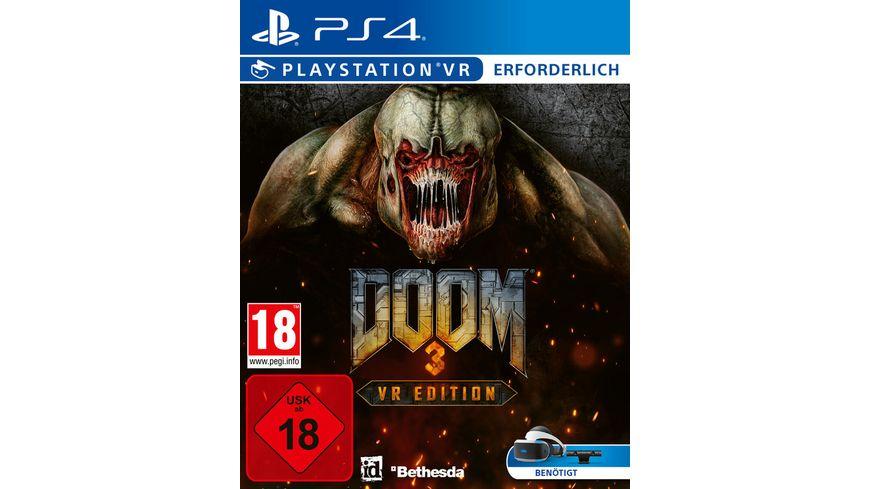 Doom 3 - VR Edition (PlayStation VR)