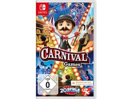 Carnival Games Code in a Box