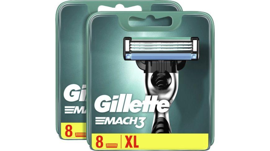 Gillette Klingen Mach3 System 16er