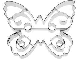 RBV BIRKMANN Ausstechform Schmetterling 10cm