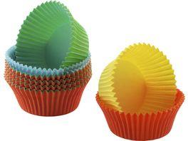 KAISER Muffinfoermchen Mini 150 Stk farbig Creativ