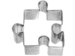RBV BIRKMANN Ausstechform Puzzleteil 4cm