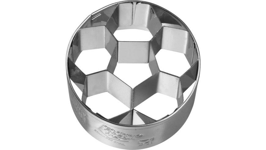 RBV BIRKMANN Ausstechform Fußball 4,5cm