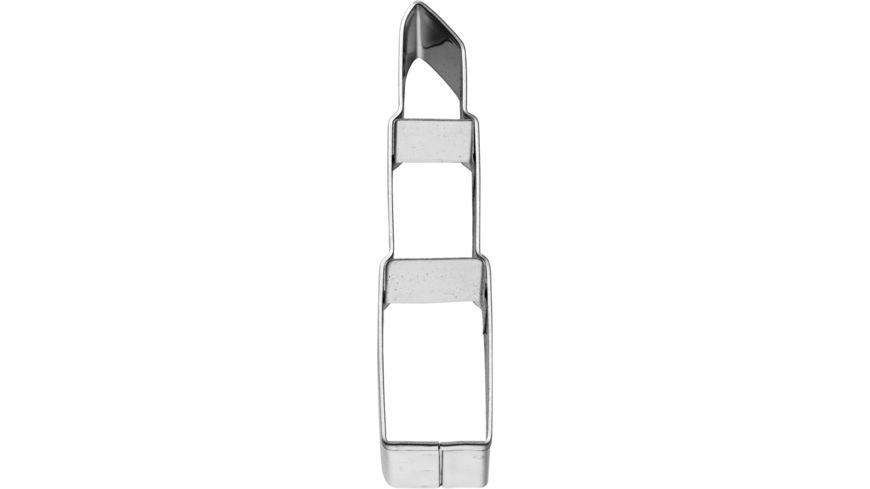 RBV BIRKMANN Ausstechform Lippenstift 6,5cm