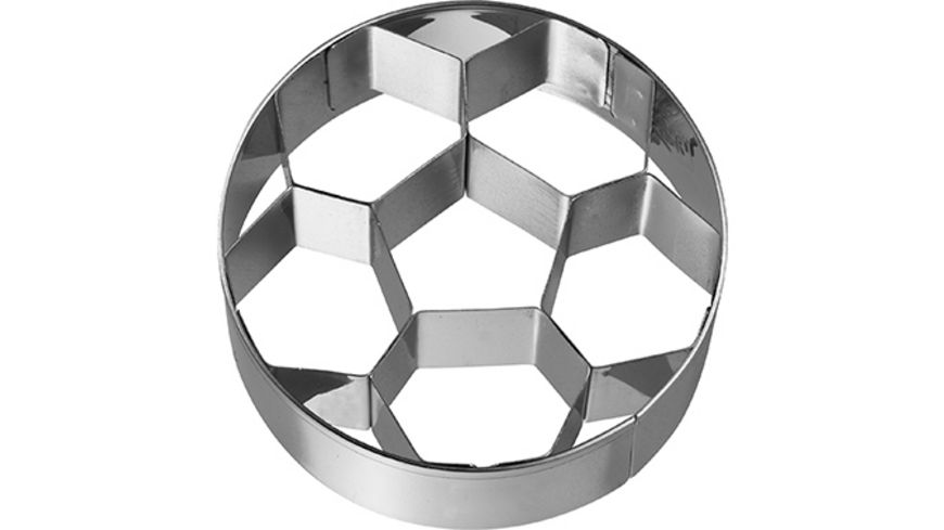 RBV BIRKMANN Ausstechform Fußball 6,5cm