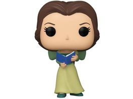 Funko POP Disney Beauty and the Beast Belle Vinyl Figur VIRTUAL CON SPRING 2021 ECCC EDITION