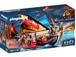 PLAYMOBIL 70641 Novelmore Burnham Raiders Feuerschiff