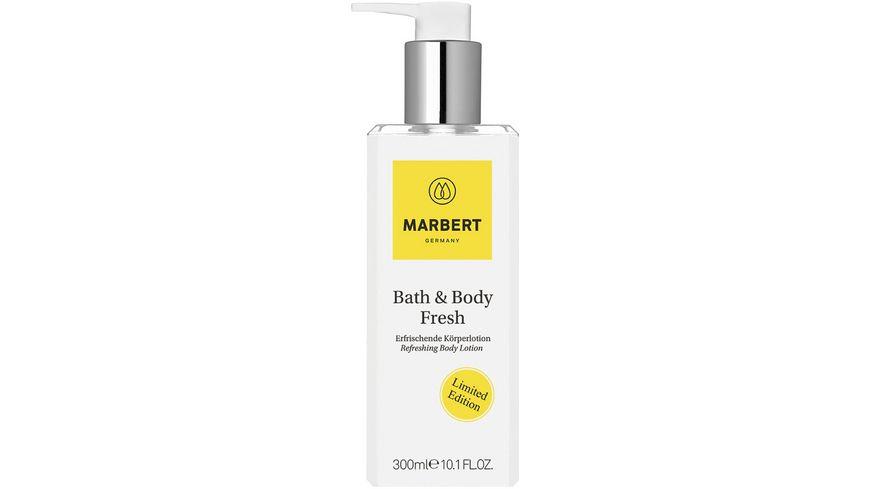 MARBERT Bath & Body Fresh Body Lotion