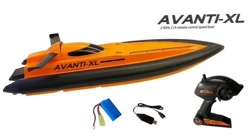 drive & fly - AVANTI - XL, Race Boot