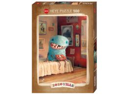 Heye Standardpuzzle 500 Teile Zozoville Milk Tooth