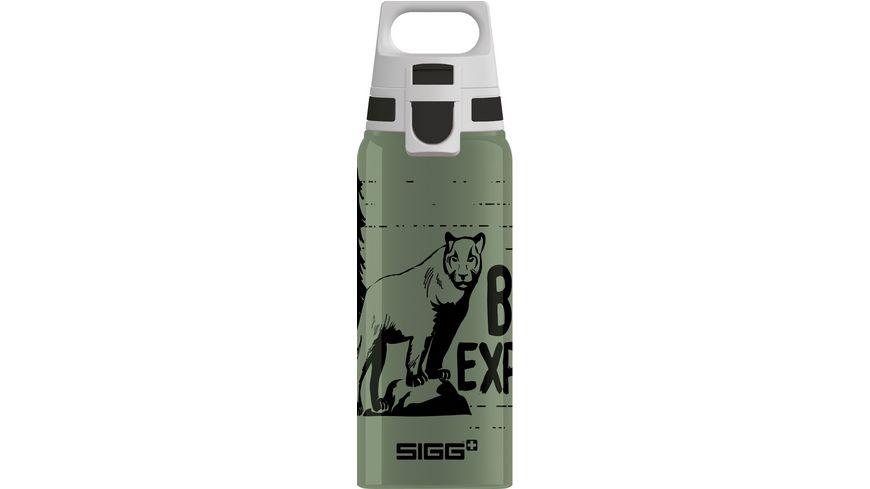 SIGG Kids Trinkflasche Aluminium WMB ONE Mountain Lion 0,6l