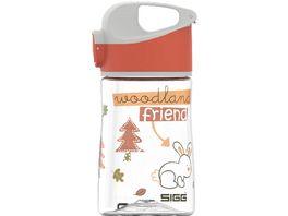 SIGG Kids Trinkflasche Tritan Woodland Friend 0 35l