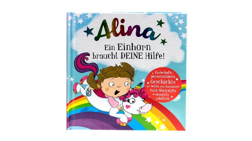H&H Märchenbuch Alina