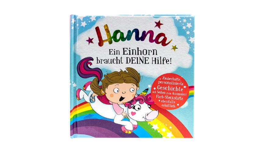 H&H Märchenbuch Hanna