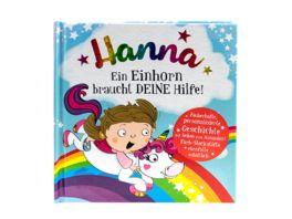 H H Maerchenbuch Hanna