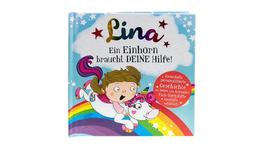 H&H Märchenbuch Lina