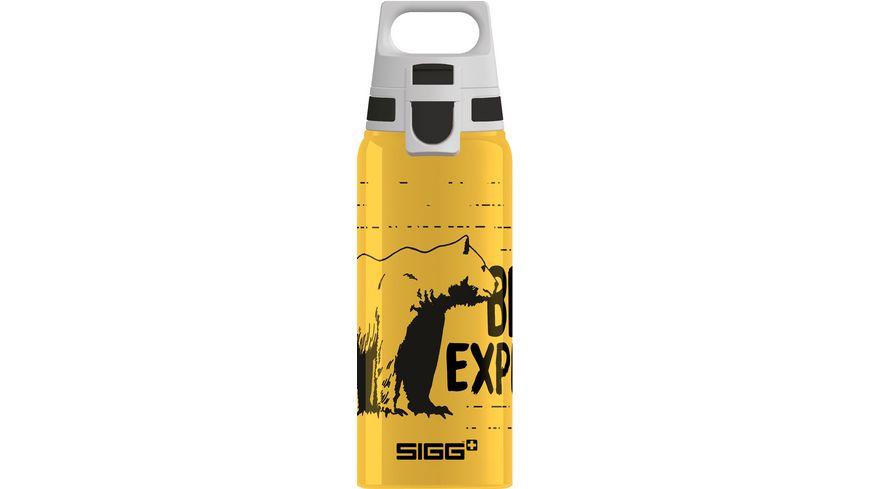 SIGG Kids Trinkflasche Aluminium WMB ONE Brave Bear 0,6l
