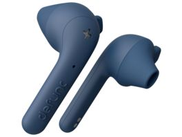 DEFUNC TRUE BASIC In Ear Kopfhoerer blau