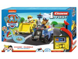 Carrera First Paw Patrol On the Double Spielbahn