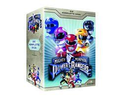 Mighty Morphin Power Rangers Season 1 3 19 DVD Edition