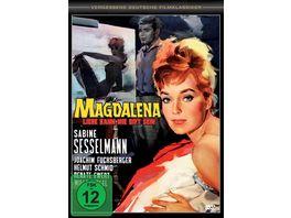 Magdalena Liebe kann wie Gift sein