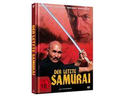 Der letzte Samurai Uncut Limited Mediabook digital remastered