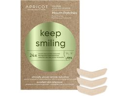 APRICOT Mini Pack Mouth Patches mit Hyaluron keep smiling