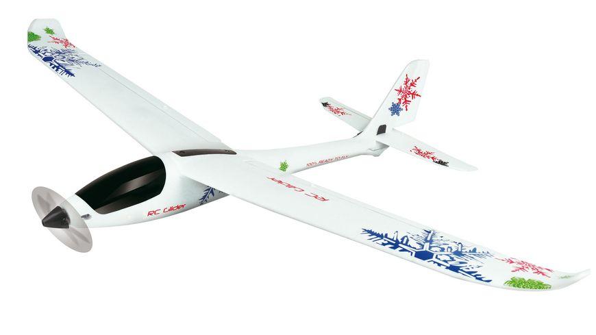 Amewi 3D Climber Segelflugzeug mit Gyro, 5-Kanal, 2,4GHz RTF