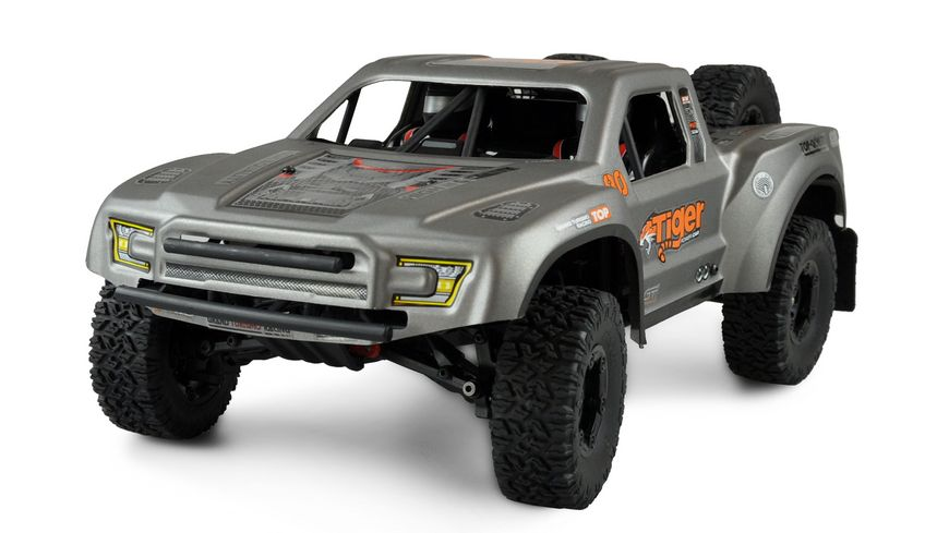 Amewi Short Course Truck SC12 2,4GHz brushed 1:12 RTR silber