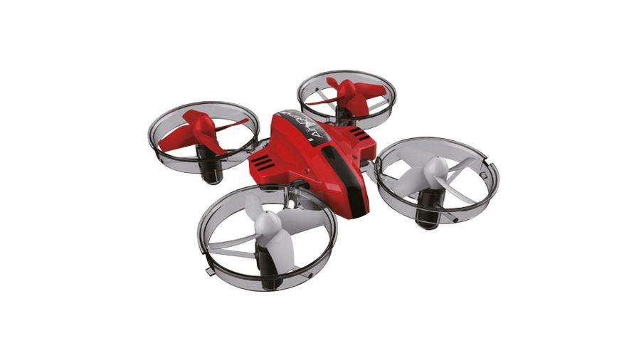Amewi Air Genius , All- in-One: Drohne, Gleiter und Luftkissenfahrzeug RTF, 2,4GHz
