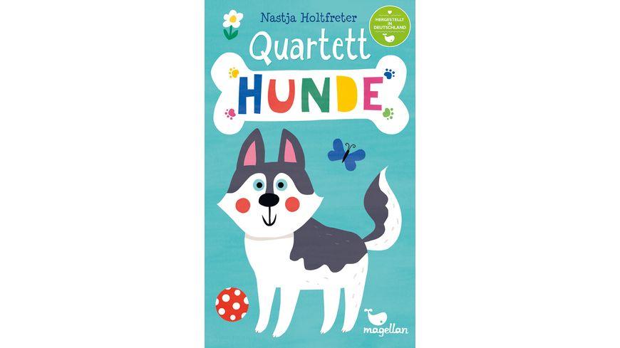 magelan Quartett - Hunde