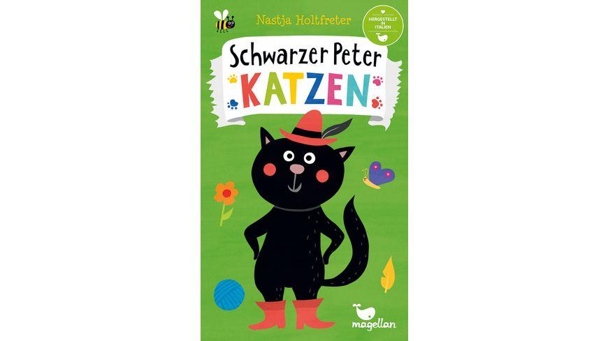 magelan Schwarzer Peter - Katzen