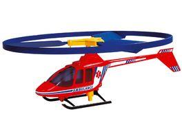 Guenther Flugmodelle AMBULANCE Helikopter