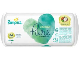 Pampers Feuchte Tuecher Coconut