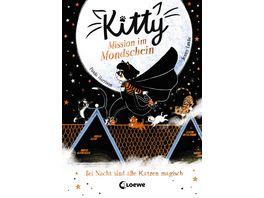 Kitty 1 Mission im Mondschein Kinderbuch ab 7 Jahre