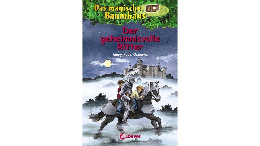 Das magische Baumhaus 2 - Der geheimnisvolle Ritter Kinderbuch über das Mittelalter für Mädchen und Jungen ab 8 Jahre