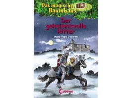 Das magische Baumhaus 2 Der geheimnisvolle Ritter Kinderbuch ueber das Mittelalter fuer Maedchen und Jungen ab 8 Jahre