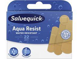 Salvequick Aqua Resist Pflaster Mix