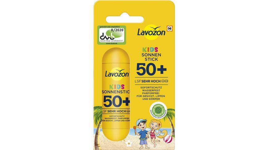LAVOZON Kids Sonnenstick LSF 50+